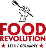 Logo des Food Revolution Day 2015