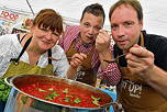 Foto vom Food-Festival am TGG